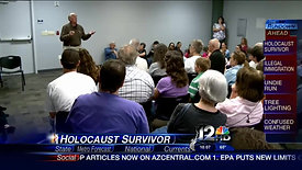 Holocaust Survivor - Channel 12 News