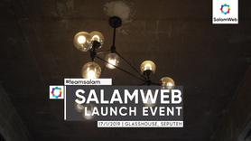 SalamWeb Launch Event