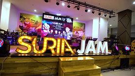 Suria 2017 Showreel