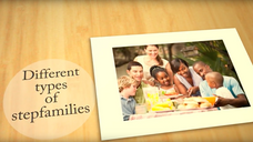 Different types of stepfamilies
