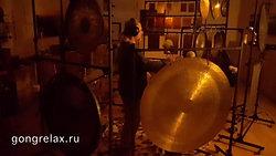 """Гонг медитация """"Спокойствие"""". 23.04"""