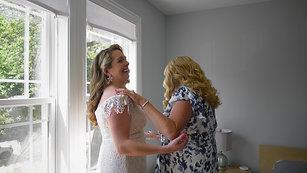 Rachel + Giancarlo Wedding