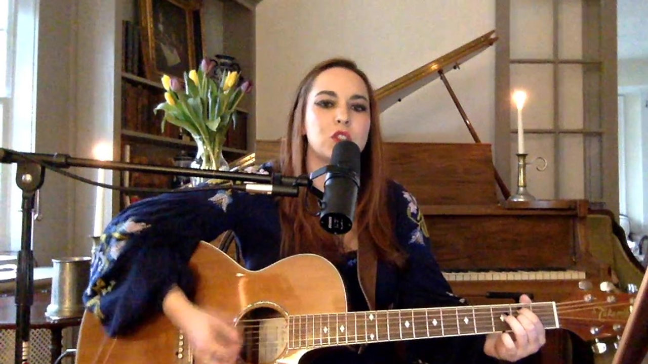 Concerts for Covid: Ava Anderson Live From The Keeping Room