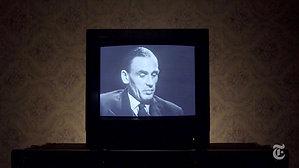 TV Screen - Footage + GFX Composite