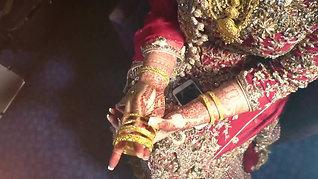 Nisha Bridal Prep Shoot
