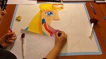 Sailor Moon Speedpaint