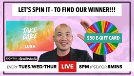 Werk it Out Wednesday - Spin it to Win It.