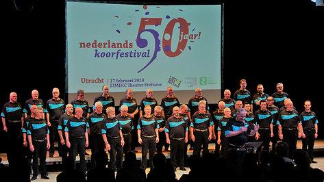 Home (tijdens Nederlands Koorfestival Utrecht 2018)