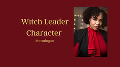Witch Leader Character