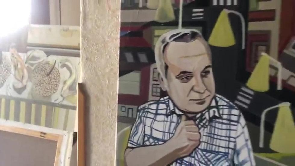 El estudio de Pepe en Tomelloso