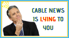 The News LYING to YOU and YOU DON_T CARE