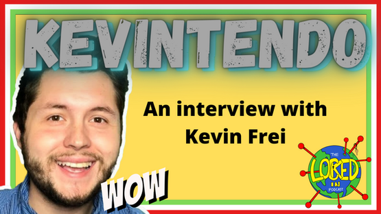 Full Interview of Kevin Frei of KEVINTENDO - Locked In Episode 5