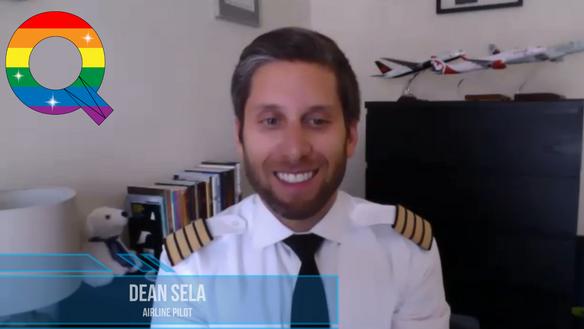 Who is Captain Dean Sela (Episode 1 Clip)