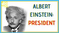 Albert Einstein Was Offered the Role to be President of Israel