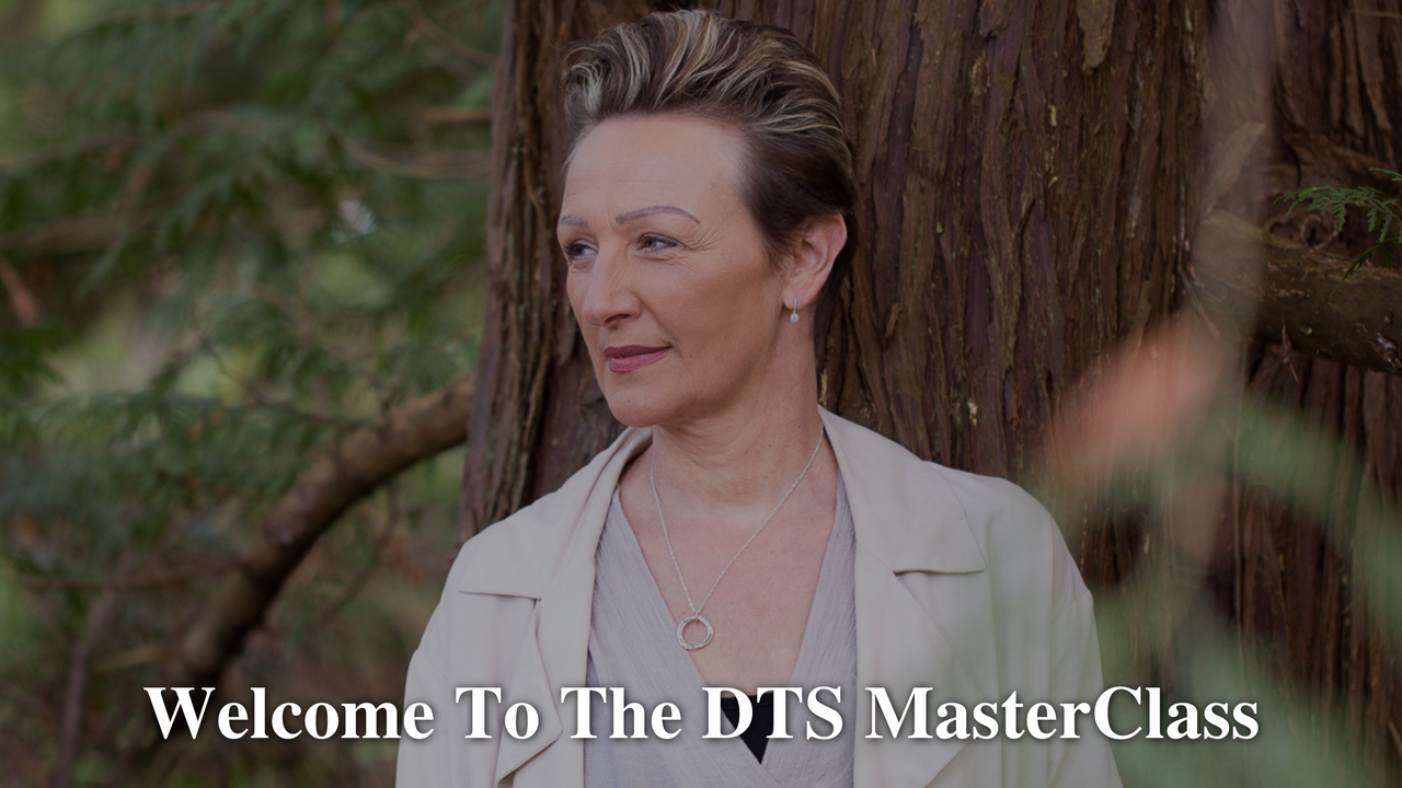 Welcome To The DTS Writing MasterClass