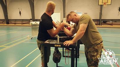 Træning i Arden med Copenhagen Power Pullers