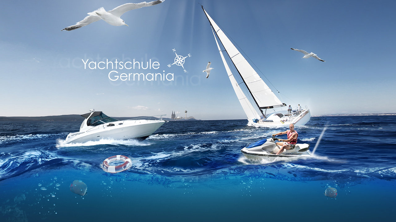 Willkommen bei der Yachtschule Germania