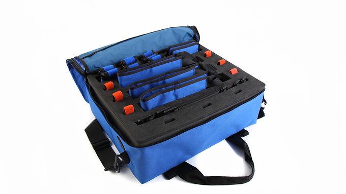 Blue Soft Restraint Equipment Demonstration Video