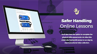 Welcome to Safer Handling Online