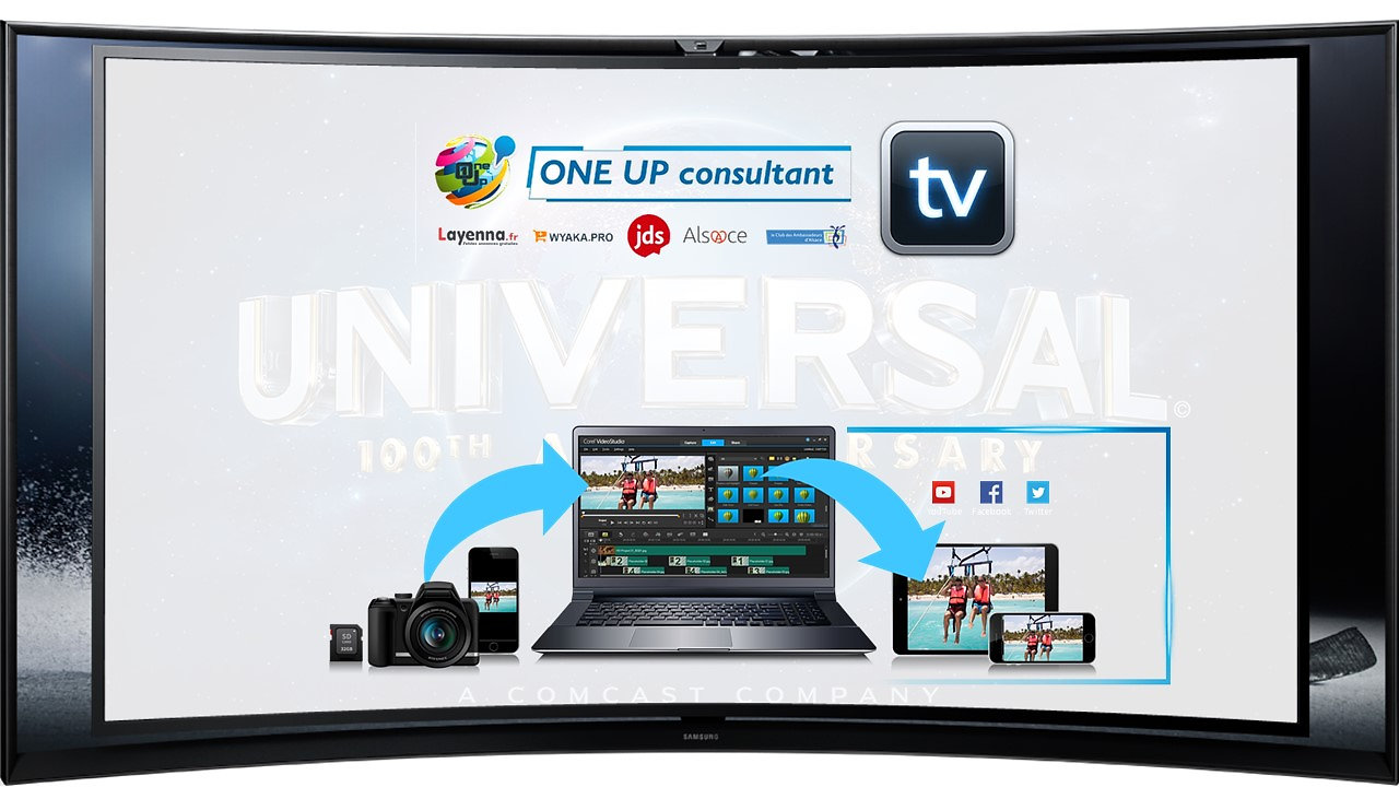 ONE UP TV