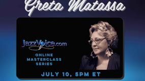 Greta Matassa Masterclass