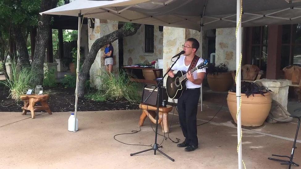 Matt MacDonald sings Jack Johnson