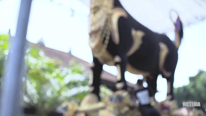 Two Frames- Jelajah Puri Ubud