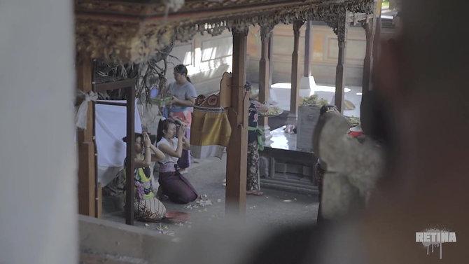 Two Frames- Mengcapture Pasar Ubud