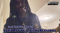 👑2saint🛡️Avengers Scene:🕋Loki Arrives🔱(Enki Version)📽️
