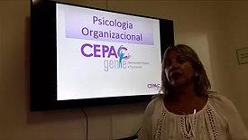 Convite do Curso de Psicologia Organizacional