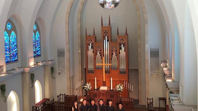 Asia Collegium Musicum & Daisuke IIDA