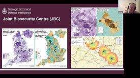 NCGI's Geoint Contribution to both Defence and Governmental Covid Response