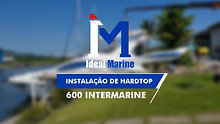 600 INTERMARINE HARDTOP