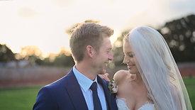 Rebecca & Adam Wedding Film // 26.08.20