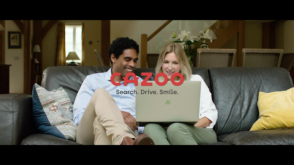 Cazoo Advert - July 2020