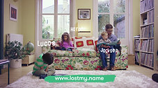 Lost My Name UK National TV Commercial