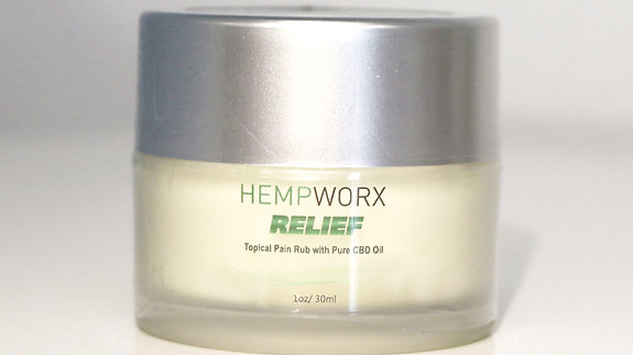 HempWorx Relief Cream Testimony | ColoWell America | Tampa, FL