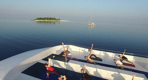 Cantienica Yoga Andrea Tresch Keana