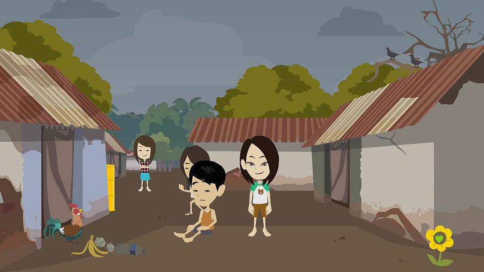 Hmong Animation