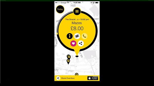 Eventbox app video
