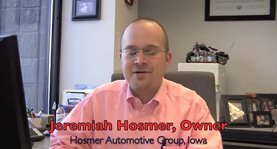 "Jeremiah Hosmer  Highly Recommending Rafi Hamid The ""Auto Executive"""