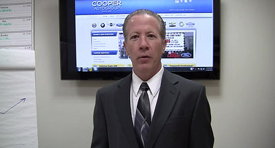 Brian McCoy Fixed Operations Director Cooper Auto Group. OK