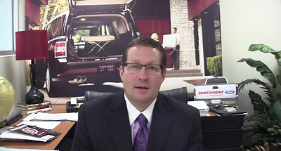 "Cooper Auto Group General Manager Kip Karn Highly Recommending Rafi Hamid The ""Auto Executive"""
