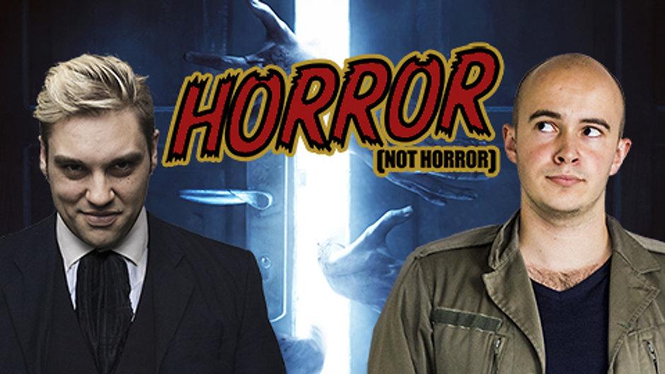 Horror Not Horror