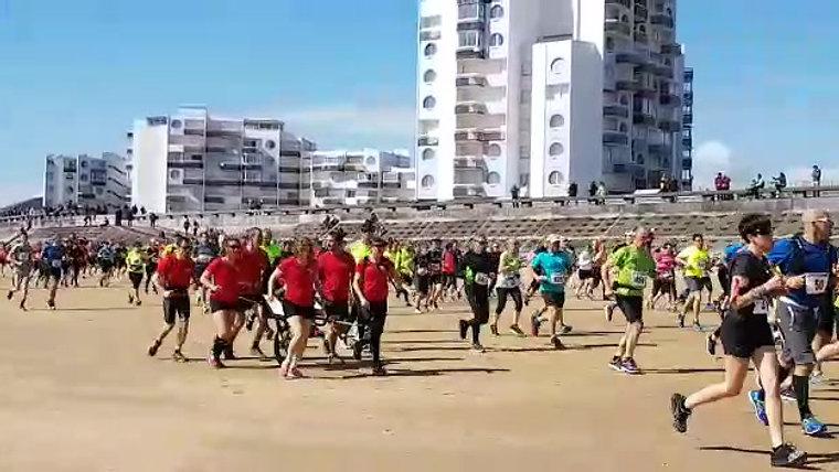 La course des 2 plages