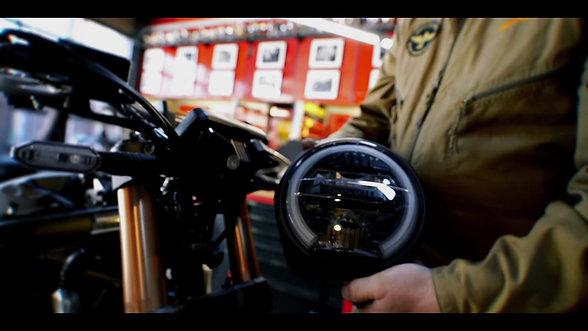 HOND CB650R Street Tracker