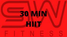 30min HIIT