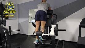 Beinbeuger stehend unilateral