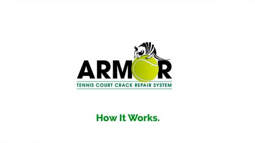 How Armor Crack Repair Works