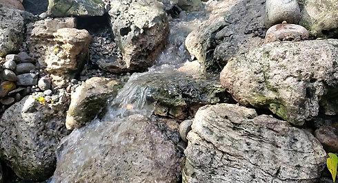 Pondless waterfall Rebuild